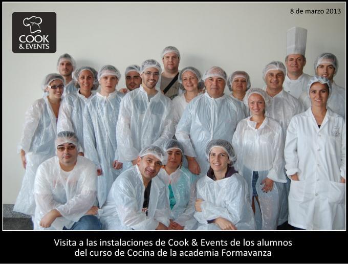 Cook and events - Curso de cocina las palmas ...